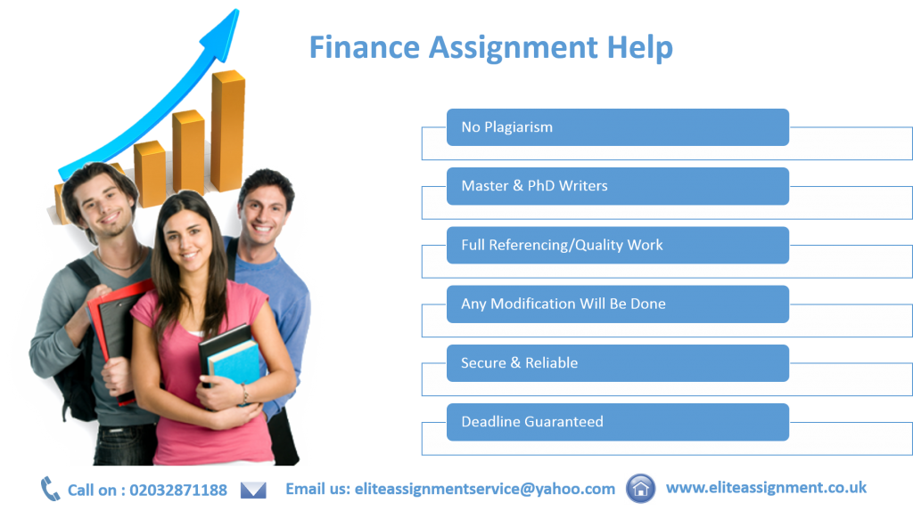 Finance Assignment Help | Trade Finance Assignment Help
