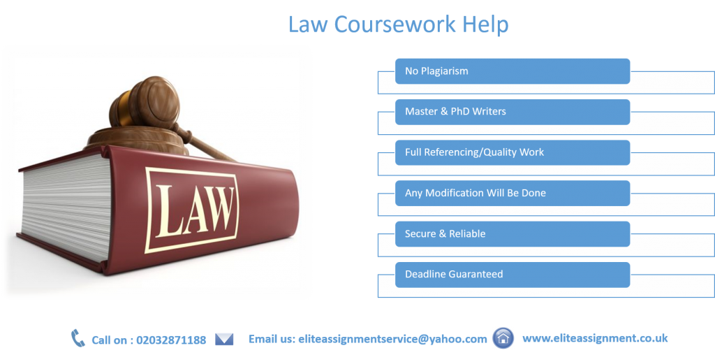 Law Coursework Help UK